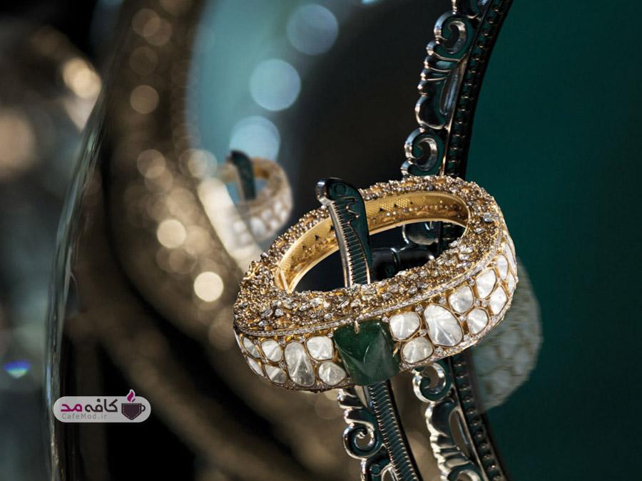 مدل جواهرات سال 2017