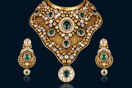 مدل جواهرات Hazoorilal Jewellers 9