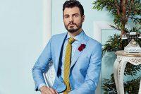 مدل کت و شلوار مردانه Giotelli