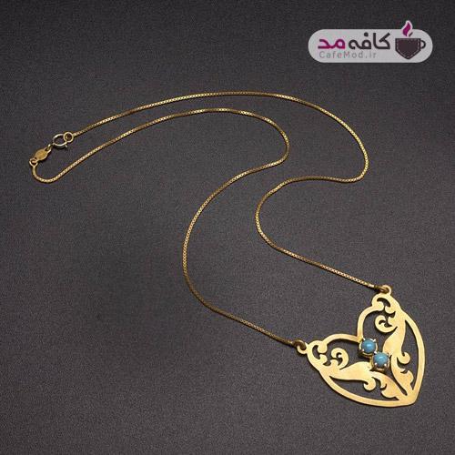 مدل زیورآلات طلا ایرانی Cobalt