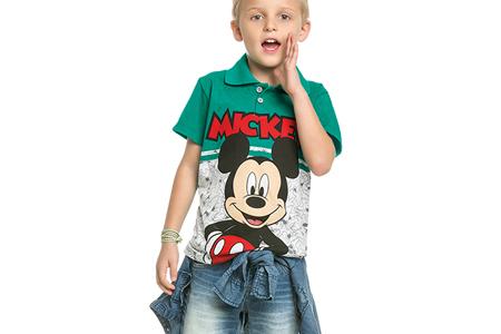 مدل لباس پسرانه Mickey Mouse 10