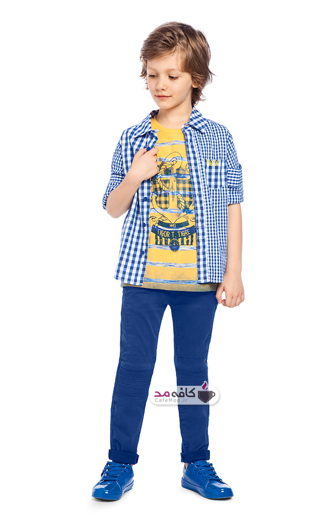 مدل لباس پسرانه Tigor T. Tigre