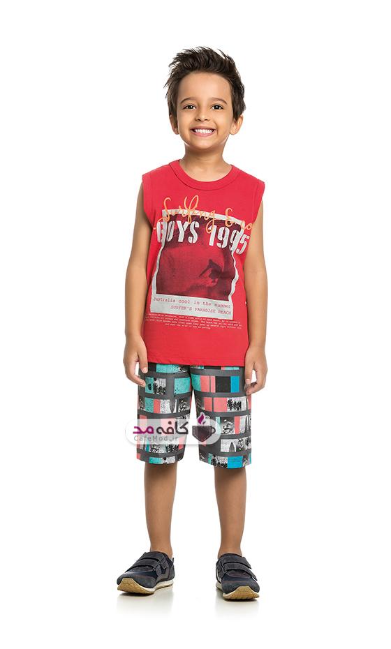مدل لباس پسرانه Kamylus