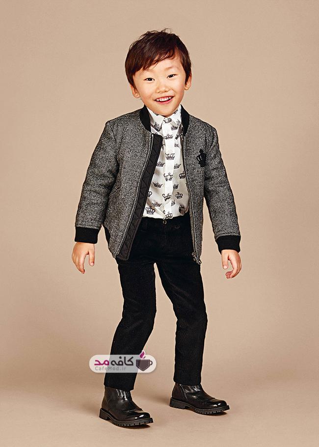 مدل لباس پسرانه DolceGabbana