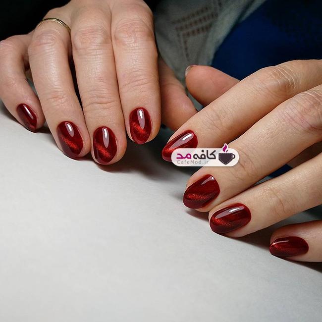 مدل آرایش ناخن ANN
