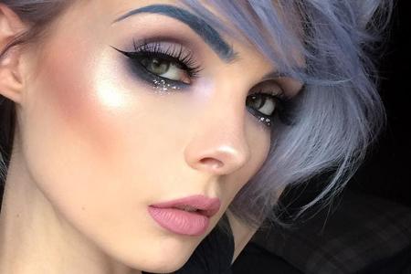 مدل آرایش صورت جدید 10