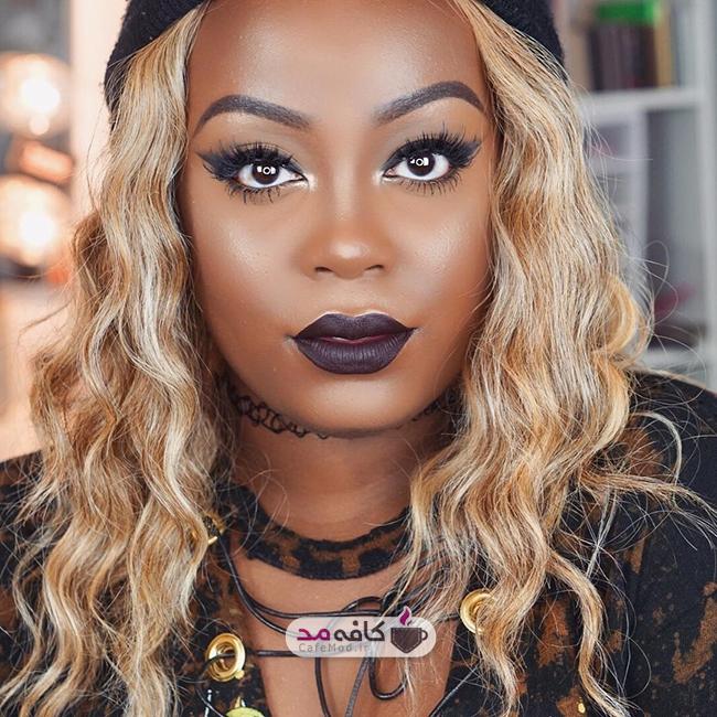 مدل آرایش صورت Lonyea