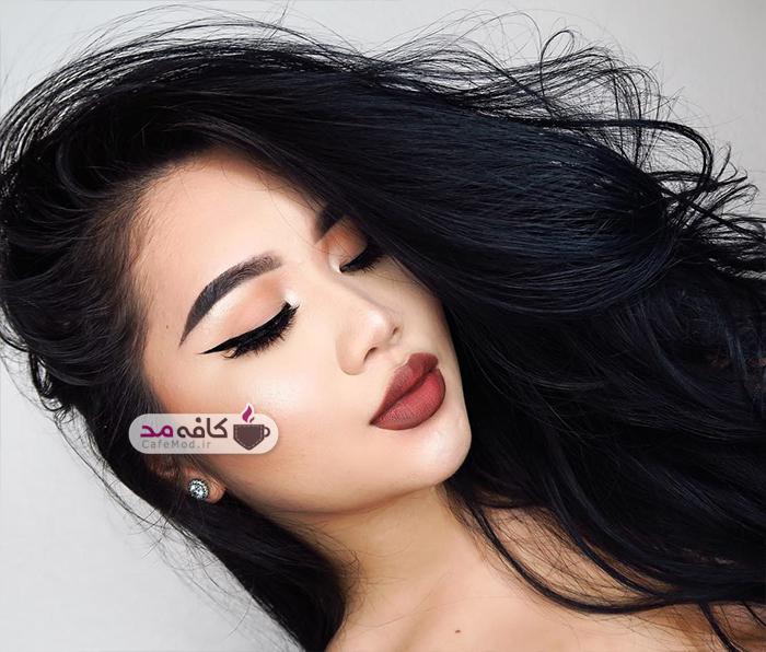 مدل آرایش صورت Jca