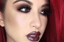 مدل آرایش صورت Lexilazaro