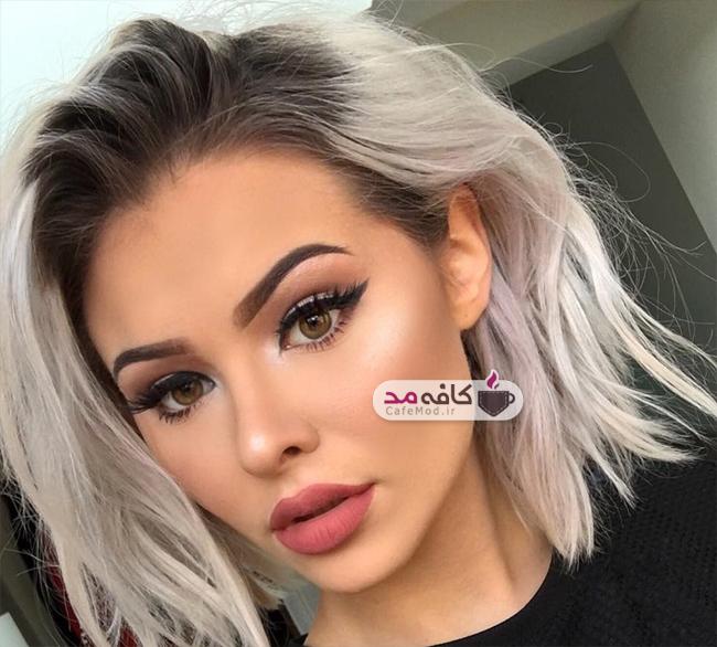 مدل آرایش صورت TALIA MAR