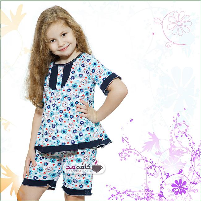 مدل لباس دخترانه Novaya