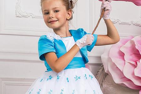 مدل لباس مجلسی دخترانه 10