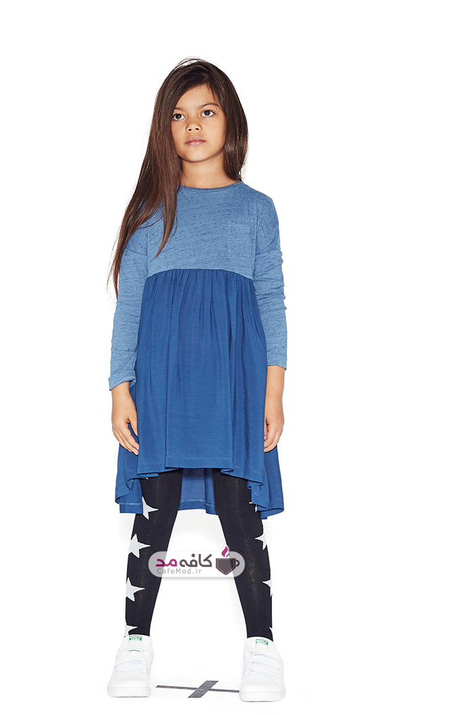 مدل لباس دخترانه MOLO