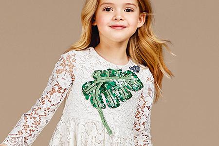 مدل لباس دخترانه مجلسی 10