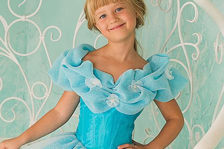 مدل لباس دخترانه مجلسی جدید 4