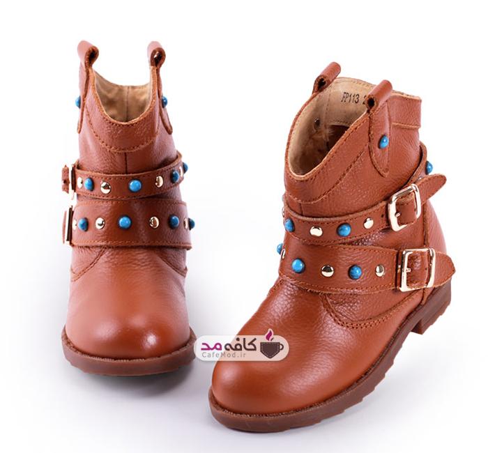 مدل کفش نیم بوت بچه گانه Five Peas