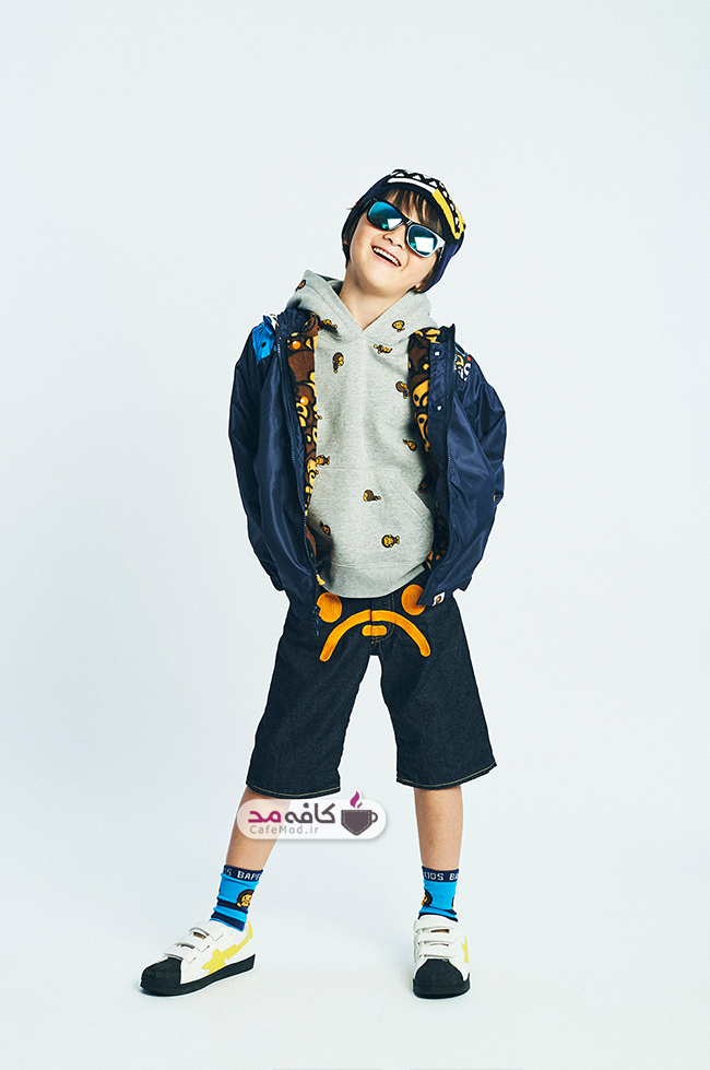 مدل لباس زمستانه بچگانه