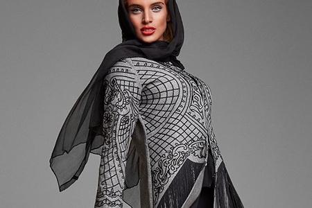 مدل مانتو مجلسی ایرانی والر 10