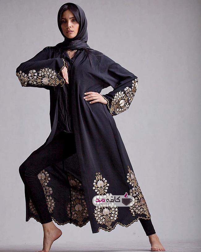 مدل مانتو ایرانی والر