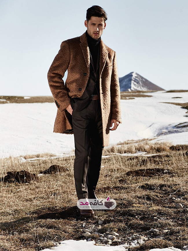 مدل لباس زمستانه مردانه Baldessarini