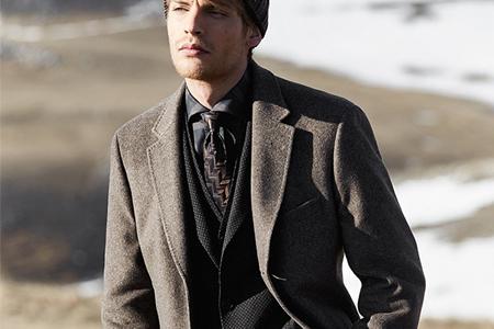 مدل لباس زمستانه مردانه 5