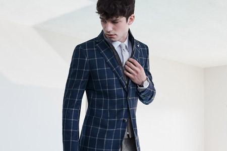 مدل لباس مردانه Luigi Bianchi