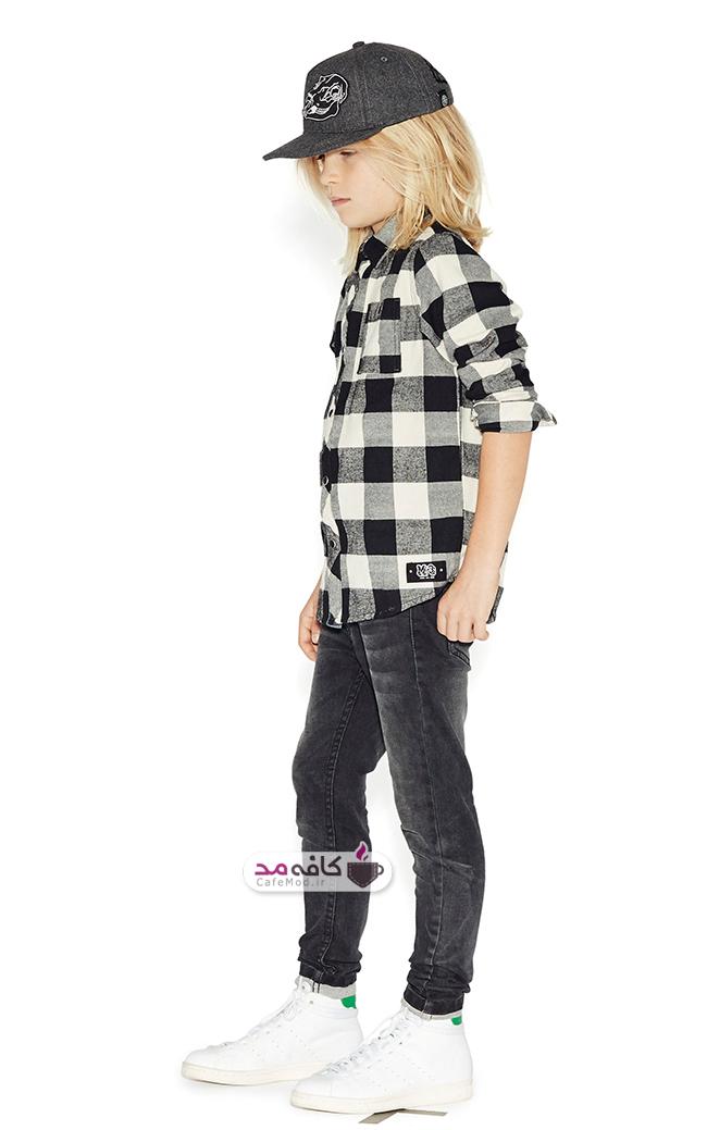 مدل لباس پسرانه MOLO