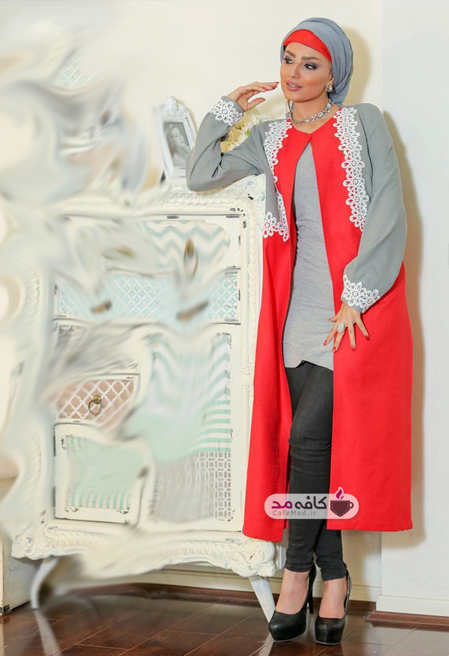 مدل مانتو ایرانی جدید