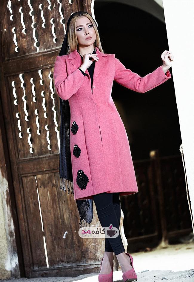مدل مانتو ایرانی Rasoulian