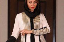 مدل مانتو ایرانی از مزون زِد پی