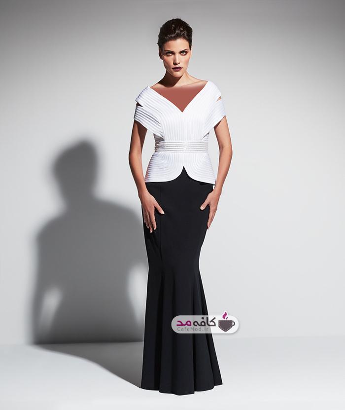 مدل لباس مجلسی زنانه Daymor