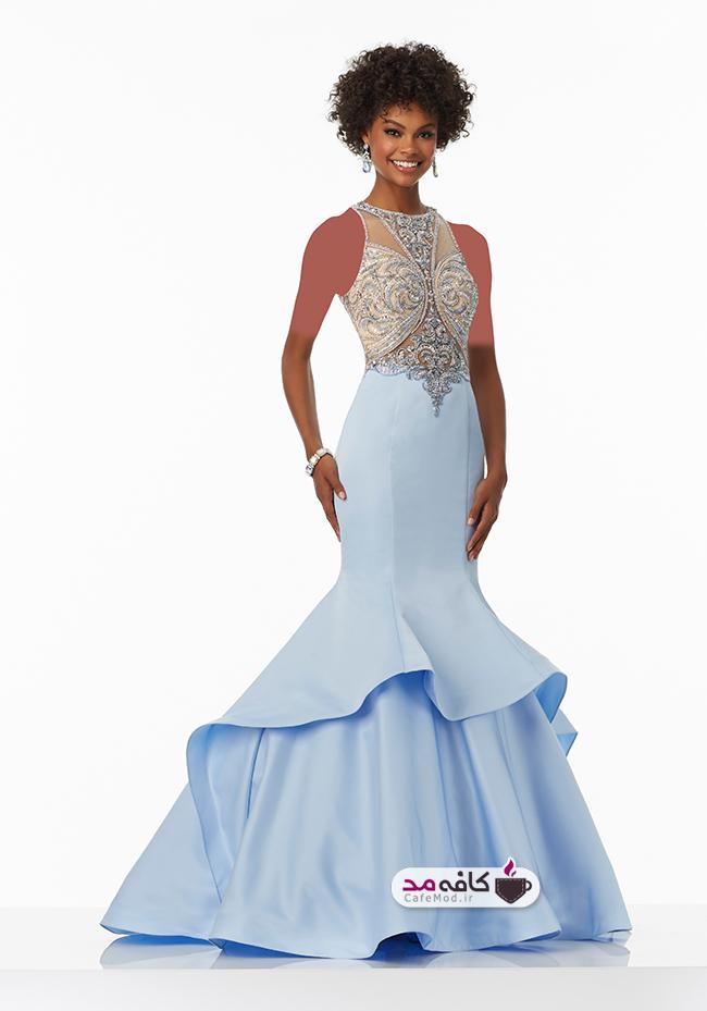 مدل لباس مجلسی Morilee
