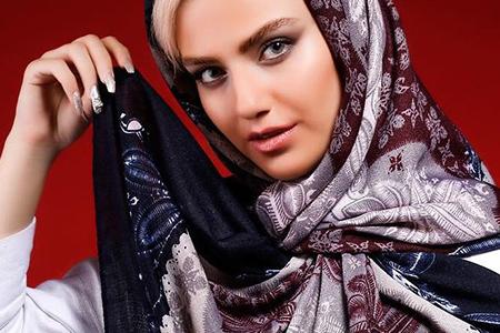 مدل شال و روسری ایرانی Donnabel 13