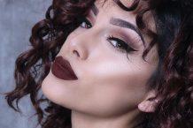 مدل آرایش صورت LuridFoxx