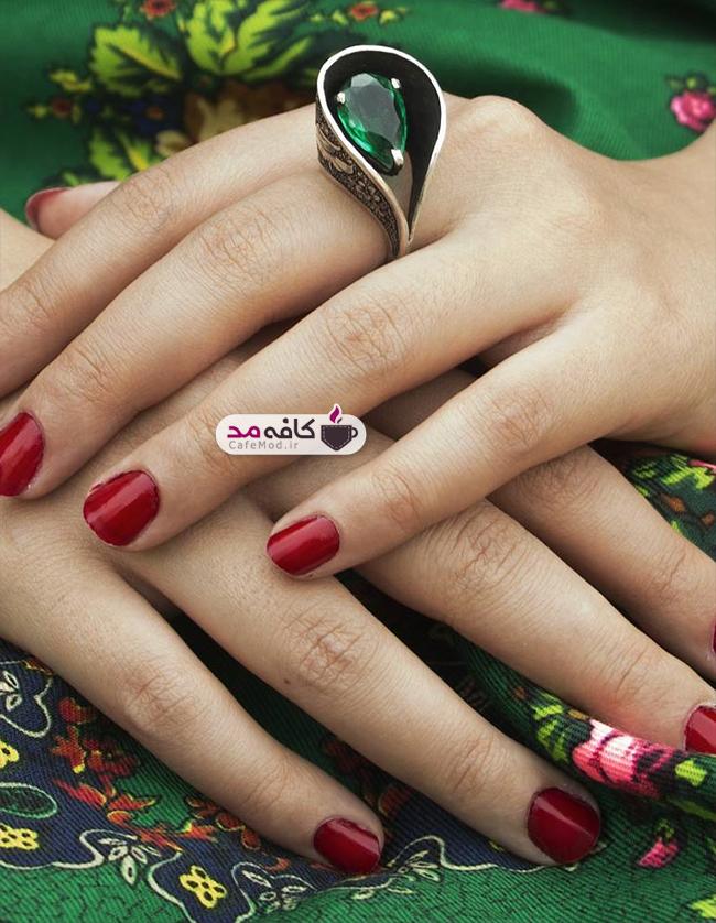 مدل زیورآلات ایرانی برند سونش