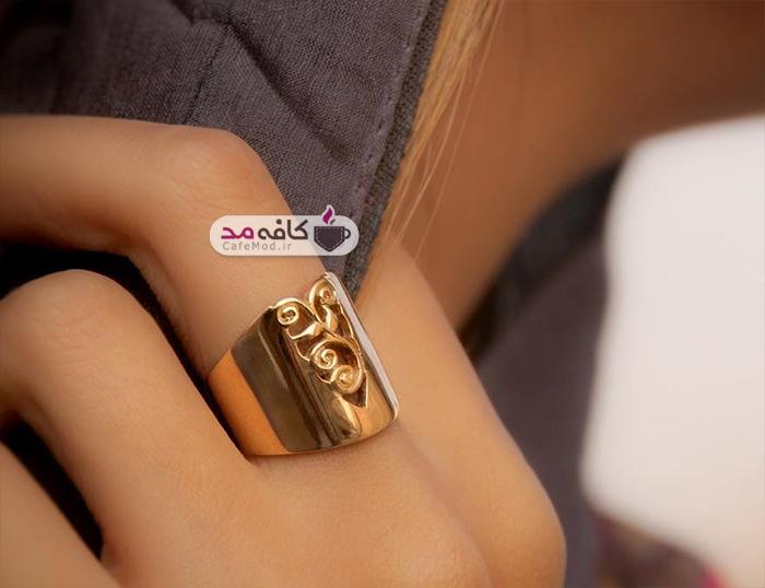 مدلهای انگشتر طلا جدید