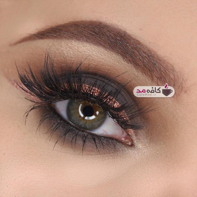مدل آرایش چشم