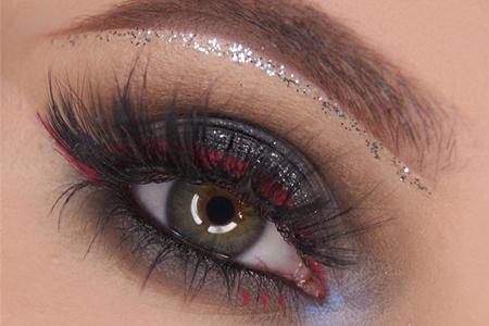 مدل آرایش چشم جدید 10
