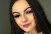 مدل آرایش صورت Martina