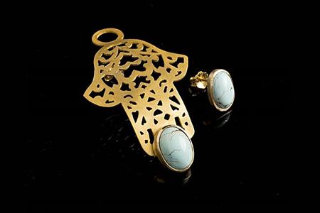 مدل زیورآلات طلا ایرانی 10