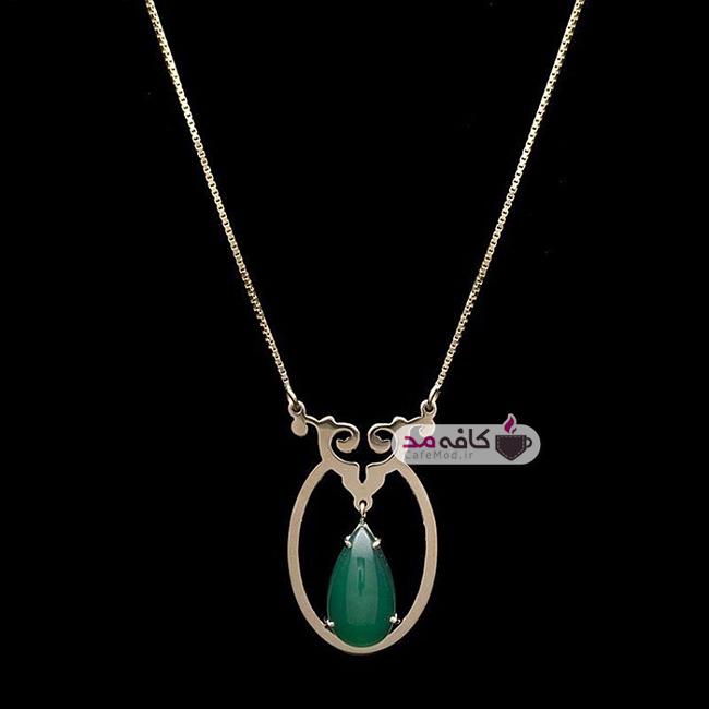 مدل زیورآلات طلای ایرانی Cobalt Jewelry