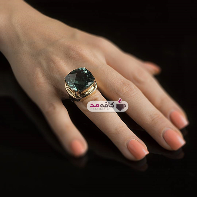 زیورآلات طلا ایرانی Cobalt Jewelry