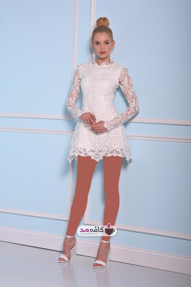 مدل لباس عروس 2017