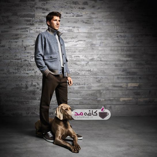 مدل لباس مردانه زمستانه Fedeli