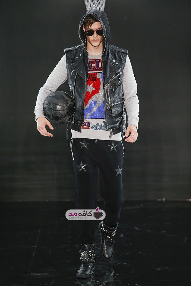 مدل لباس اسپورت مردانه Philipp plein