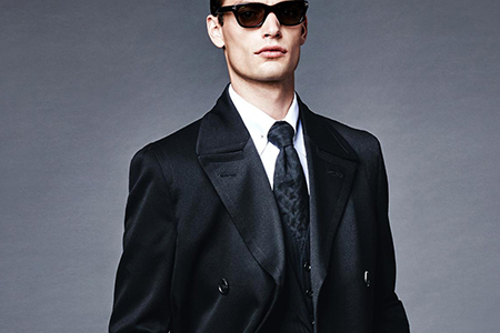 مدل کت و شلوار مردانه Tomford 5