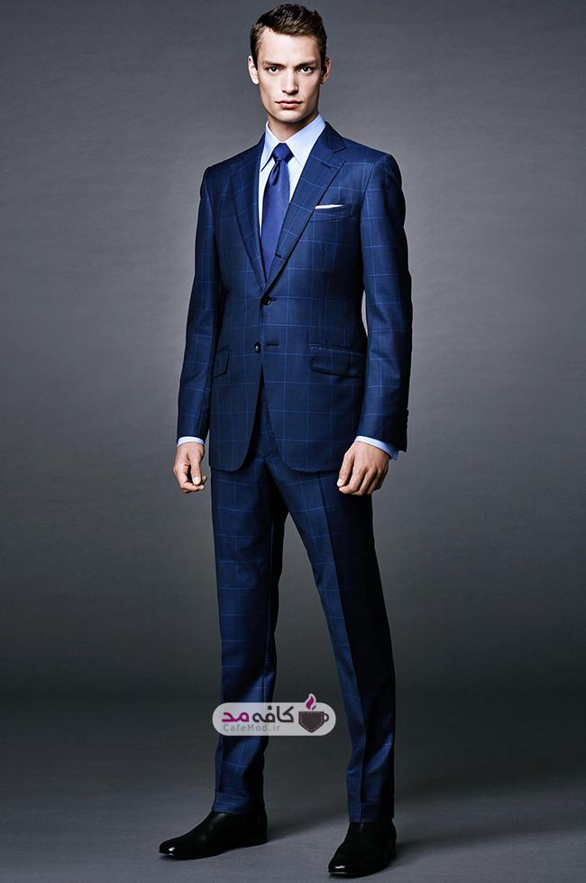 مدل کت و شلوار مردانه Tomford