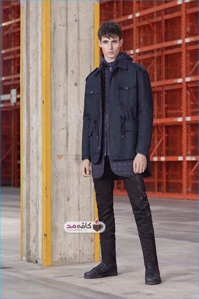 مدل لباس زمستانه مردانه Diesel