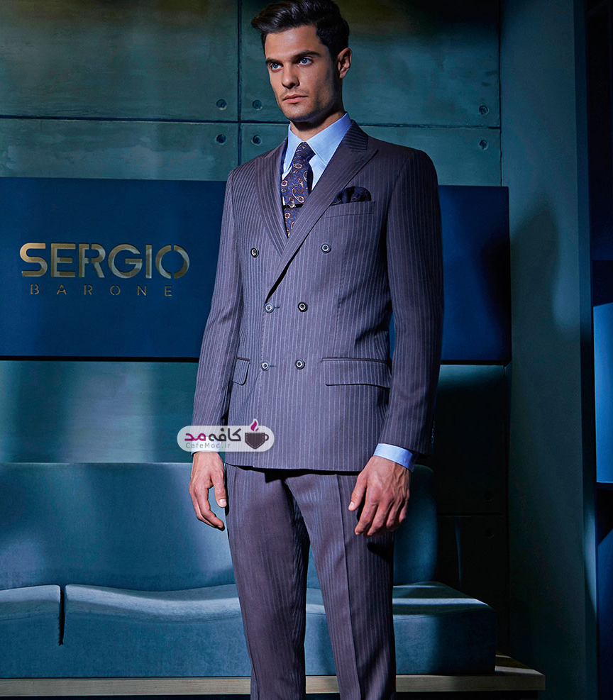 مدل کت و شلوار ترک SergioBarone