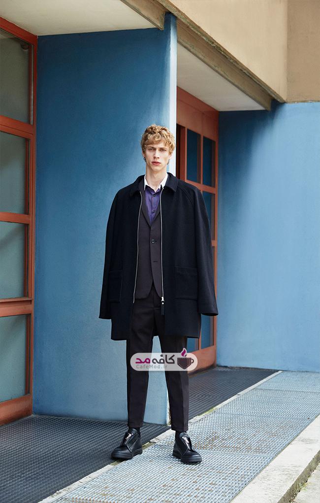 مدل لباس مردانه David Naman